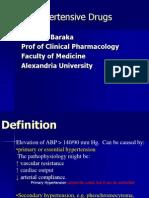 Anti Hypertensive Module