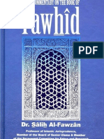 80658933 Concise Commentary on the Book of Tawhid