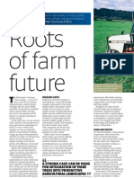 Roots for Farm Future - ICF Autumn 2010
