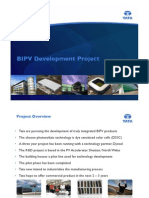 BIPV Development Project