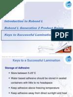 Keys for WB Lamination