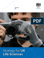 11 1429 Strategy for Uk Life Sciences