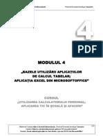 Modul 4 Excel XP