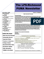 Puma News Dec 08