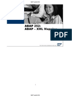 Abap - XML Mapping