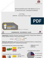 Jordi Ortiga_Universidad Rovira i Virgili - Cogeneración aplicada a sistemas DHC
