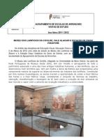 Visita de Estudo à Região da Serra da Estrela
