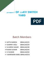 220kv Switch Yard Ppt