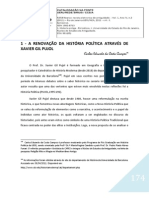 Xavier Gil Pujol e a Renovação da História Política