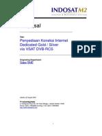 Proposal Internet DVB-RCS Lengkap