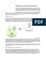 Deploying DFS Replication on a Windows Failover Cluster