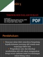 m5-Teknologi Dlm Sukan