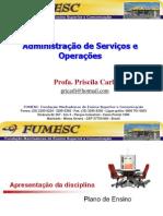 01- Administracao servicos