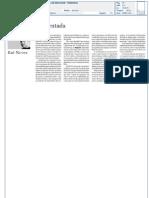 Jornal de Negócios - Vi Ana a ser Violentada