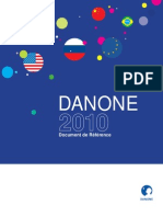 Danone Document de Reference 2010 Fr