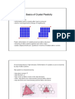 Crystal Basics