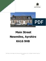 Main Street, Newmilns, Ayrshire, KA16 9HB
