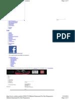 Method Statement for Site Pr