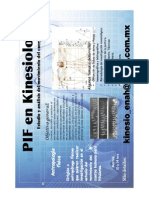 Proyecto de Investigación Formativa en Kinesiología