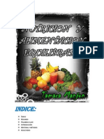 Nutricion y aAlimentacion Equilibrada