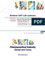 Pharma Industry SAP