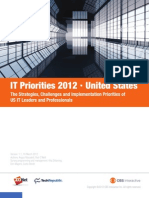 2012 US IT Priorities