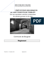 Reglement Bougival Sept 2011