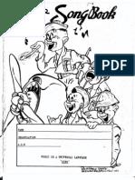 Kessler Field Songbook