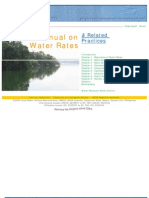LWUA Water Rates Manual