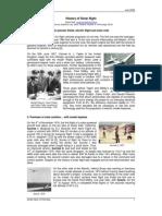 History of Solar Flight