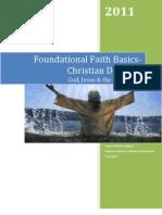 Foundational Faith Basics