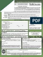 Wycliff Associates Donation Form