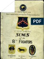 8th Fighter Bomber Wing Songbook