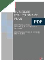 Business Ethics - SMART PLAN
