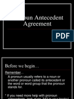 Introduction Agreement ProAnte