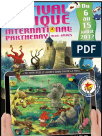 FLIP - Avant Programme du Festival Ludique International de Parthenay - 2012