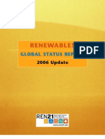 Renewable Energy Review 2006