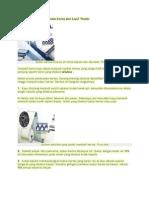 Bagaimana Proses Pembuatan Kertas Dari Kayu
