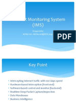 Internet Monitoring System