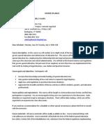 Special Education Law - EDSP 200 Z1 - Course Syllabus
