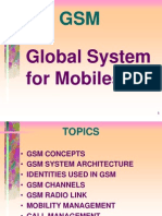 Gsm+Overview 1