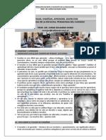 103.  PENSAR, ENSEÑAR, APRENDER, DISFRUTAR PEDAGOGIA DE LA ESCUCHA