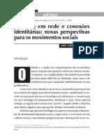 Ativismo em Rede e Conexões Identitárias - novas perspectivas para os movimentos sociais (Jorge Alberto Machado)