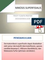 DERMATOMIKOSIS SUPERFISIALIS