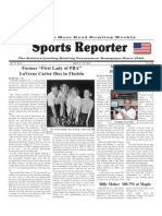 March 21-27, 2012  Sports Reporter