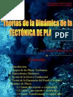 Teor as de La Din Mica de La Tectonica de Placas