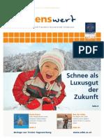 wissenswert 17 - Magazin der Leopold-Franzens-Universität Innsbruck