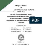 RF Based Remote11
