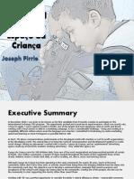 Joseph Pirrie TIE Case study with Espaço da Criança