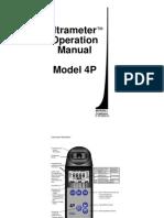 Ultra Meter 4P Manual